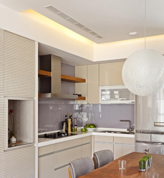 Led RGB residential decorative lamp